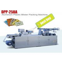 China Tablet Packing Machine DPP-250A  Automatic Blister Packing Machine for Pill or Capsule on sale
