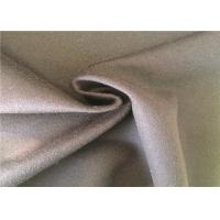Buy cheap Heavy Weight Warm Woven Wool Fabric Customized Size Wool Crepe Fabric F001F product