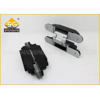 Quality Stainless Steel Concealed Heavy Duty Hidden Door Hinges 180 Degree for sale