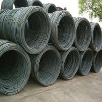 Buy cheap SAE 1008B /SAE1006B hot rolled steel wire rod with boron for selling product