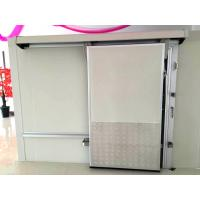 Buy cheap Sliding Door Cold Storage Room , Commercial Kitchen Walk In Freezer Room product