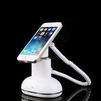 Buy cheap COMER security plastic display holder for gsm cell phone stand with charging from Wholesalers