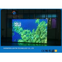 Buy cheap Waterproof HD Large P6 Led TV Advertising Displays For Stage Background product