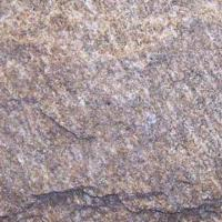 Buy cheap Yellow Tiger Skin Quartz Stones with Flamed, Honed, Natural Surface Finish product