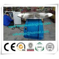 Buy cheap High Speed Automatic Pipe Welding Positioner For Painting And Coating Spraying product