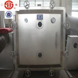 Buy cheap Vacuum Industrial Drying Equipment For Heat Sensitive Raw Materials 81 Baking Shelf Fruit dryer product