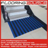 Buy cheap PVC S Mesh Floor Mat PVC Z Web Mat Non Slip for Entrance and Wet Areas product