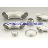 "Buy cheap Stainless Steel 904L But Weld Fittings  NO8904 / 1.4539 1""  8""  24""  SCH10S SCH40S SCH80S ASME B 16.9 product"