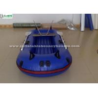 Buy cheap Pool Rigid Inflatable Boats , Handing Painting Inflatable Pontoon Boats product