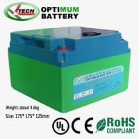 Buy cheap 12V 30AH Lifeo4 Battery Pack for Electric Golf Trolley product