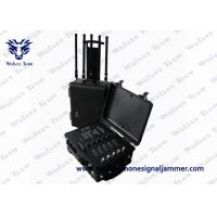 Buy cheap Portable Cellphone Signal  Prison Jammer GPS WiFi Pelican Case  RF Bomb Cellphone Signal Jammer product