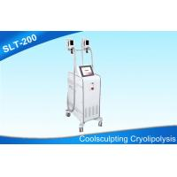 Buy cheap Coolshape Cryolipolysis Fat Reduction Equipment , Cryotherapy Body Sculpting Machine from Wholesalers