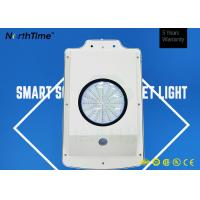 Buy cheap IP65 600lm Wall Mounted All In One Solar Led Street Light Outdoor / LED Garden Lamp product