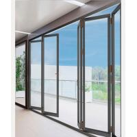 room folding door,folding grill doors,soundproof folding interior door,corner bi fold door,Scene Application Diagram 2