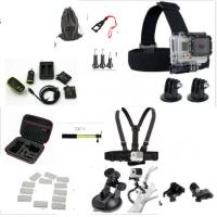 Buy cheap Action Camera Kit for GoPro Accessories Set for Gopro 4 , 3 + , 3, 2, 1 product