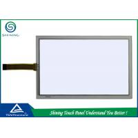 Buy cheap 3 Inch Resistive Touch Panel Scratch Resistant For Digital Switch LCD Module product