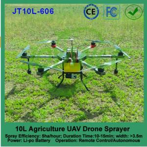 Buy cheap Agricultural drone sprayer uav drone crop duster drone sprayer for agriculture product