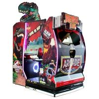 Buy cheap 1 - 2 Players Rambo Shooting Arcade Machine New Jurassic Park Funshare 350KG Weight product