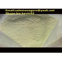 99% Purity Trenbolone Acetate Steroid Cas 10161-34-9 , Fat Loss Powder ISO Approved