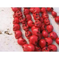 Buy cheap Hf-t0021 Carved Skull Beads product