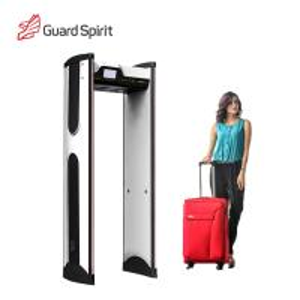 Buy cheap Hotel security Super sensitivity door frame metal detector / archway metal detector gate from wholesalers