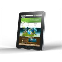 Buy cheap 9.7 Android 2.3 Tablet PC with Camera for MP3, AAC, WMA, AMR-nb/wb,512MB Mobile DDR product