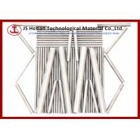 Buy cheap Cut to length Tungsten Carbide Rod Blanks , hard metal bar with 0.6 micron grain size from Wholesalers