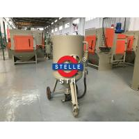 Buy cheap Removable Portable Sand Blasting Machine Oil Containment Removal Aerospace Industry product