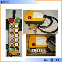Buy cheap Wireless Digital Industrial Remote Control Transmisor For Crane product