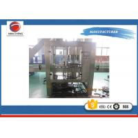 Buy cheap Small Scale Glass Bottle Filling Machine Large Capacity High Performance product
