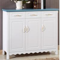 China Factory direct Mediterranean style boutique large capacity, living room shoe cabinet on sale