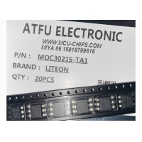 Buy cheap 1 Channel Lite On Optical Coupler Circuit Board Chip MOC3021S-TA1 product