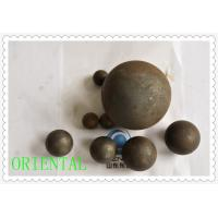 Buy cheap B2 Forged steel Ball mill grinding media Balls for Mines , Power stations from Wholesalers