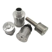 Buy cheap Wedge wire water filter nozzle strainer for ion exhcange from wholesalers