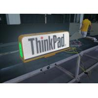 Buy cheap Double - Sided Build Taxi LED Display , Dynamic car led sign display Waterproof product