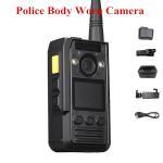 Buy cheap 2 Meters Shock-proof IP65 Police Camera 2 Way Intercom Ambarella A7 2'' Police Body Camera product