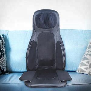Buy cheap Smart Car Massage Cushion With Heat , Popular Infrared Shiatsu Massage Chair Cushion product