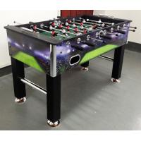 China Kiker Match Football Game Table Comfortable Soft Hand Grip With Chromed Parts on sale