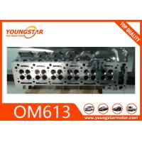 Buy cheap 24V / 6CYL Aluminium Engine Cylinder Head For BENZ E300 OM613 3.0 D product