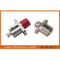 Buy cheap Hybrid Fiber Optic Adapter FC / LC For Interconnecting Two Fiber Connector product