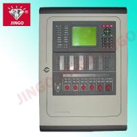 Buy cheap Addressable fire alarm systems wall-mounted control panel SLC 1 loop product
