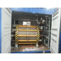 Buy cheap Pure Water Skid Mounted Hydrogen Generation Plant With PLC System product