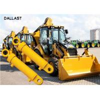 Buy cheap Double Acting Industrial Hydraulic Cylinder for Construction Vehicles product