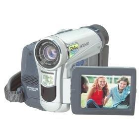 Panasonic PVGS15 MiniDV Compact Digital Camcorder w/ 24x Optical Zoom