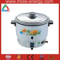Buy cheap Top Quality High Efficiency Biogas Rice Cooker For family product