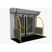 Quality High Strength Pneumatic Bus Door Systems Rubber Lower Sealing  For City Bus for sale