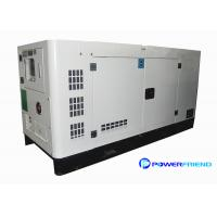 Buy cheap 20kva To 100kva Cummins Diesel Generators Set Silent For Daily Use 80kw product
