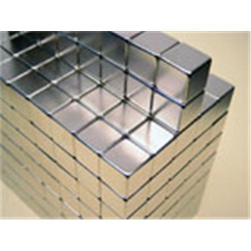Quality Block Gold Neodymium Permanent Magnet for sale