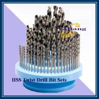 Buy cheap HSS Twist Drill bit Sets product