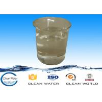 Buy cheap Solid Content ≥ 40% Flocculant Poly Dadmac Dynamic Viscosity 8000-12000 Colorless Or Light Color Liquid product